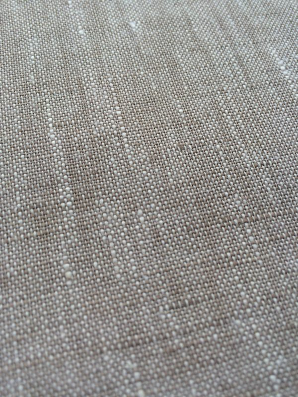 100% Linen or flax. Natural pattern. Handmade item.