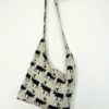 "Linen handmade bag ""Deer"""