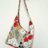 "Linen handmade bag ""Summer Flowers"""